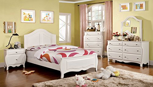 Homes Inside Out 4 Piece Iohomes Lionel Youth Bedroom