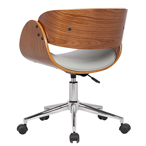 Porthos Home Lydia Office Chair, Stylish Home Office Desk