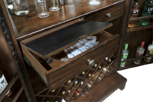Rogue Valley Wine & Bar Cabinet | Tango Furniture