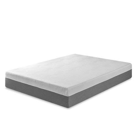 Spa Sensation 12″ Theratouch Memory Foam Mattress (King ...